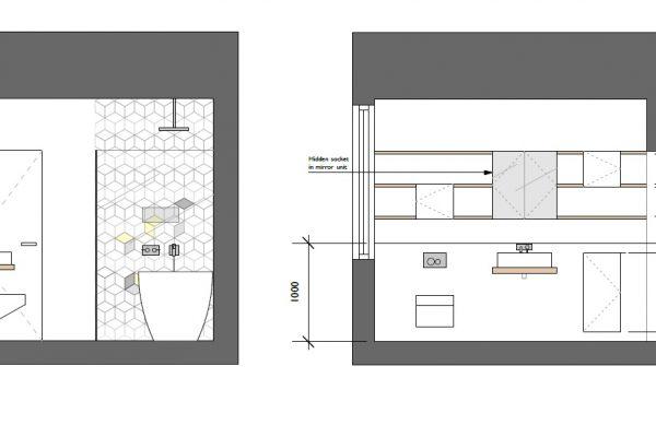 Architect's plans